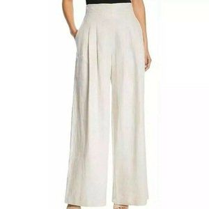 Lafayette 148 NY Ludlow Pleated Front Wide Pants 2